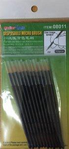 Disposable Micro Brush · TRU 08011 ·  Trumpeter