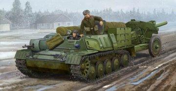 Soviet AT-P artillery tractor · TRU 09509 ·  Trumpeter · 1:35