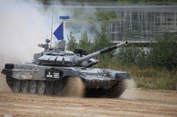 Russian T-72B3M MBT · TRU 09510 ·  Trumpeter · 1:35