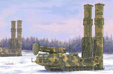 Russian S-300V 9A82 SAM · TRU 09518 ·  Trumpeter · 1:35