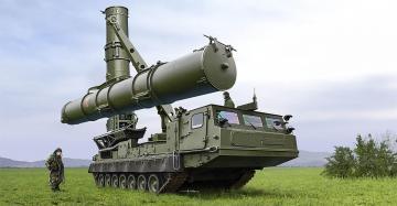 Russian S-300V 9A84 SAM · TRU 09520 ·  Trumpeter · 1:35