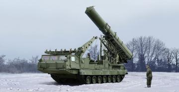 Russian S-300V 9A85 SAM · TRU 09521 ·  Trumpeter · 1:35