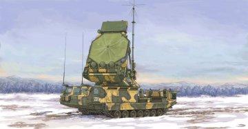 Russian S-300V 9S32 SAM · TRU 09522 ·  Trumpeter · 1:35
