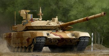 Russian T-90S MODERNISED (Mod2013) · TRU 09524 ·  Trumpeter · 1:35