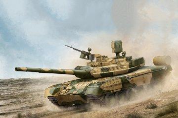 Russian T-80UM MBT · TRU 09526 ·  Trumpeter · 1:35