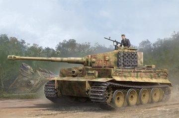Pz.Kpfw.VI Ausf.E Sd.Kfz.181 Tiger I (Medium Production) w/Zimmerit · TRU 09539 ·  Trumpeter · 1:35