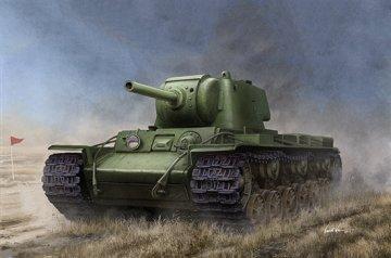 Russian KV-9 Heavy Tank · TRU 09563 ·  Trumpeter · 1:35