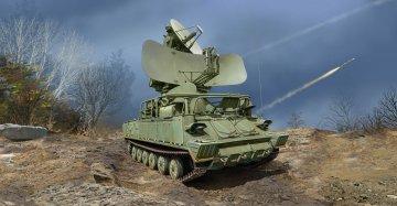 Russian 1S91 SURN KUB Radar · TRU 09571 ·  Trumpeter · 1:35