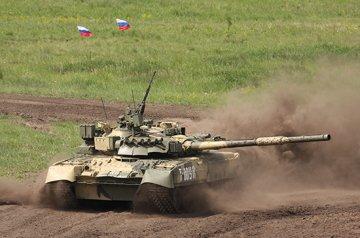 Russian T-80UK MBT · TRU 09578 ·  Trumpeter · 1:35