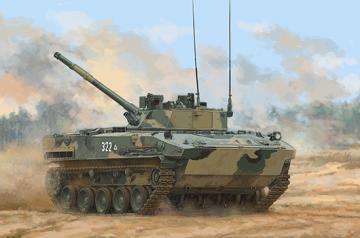 BMD-4M Airborne Infantry Fighting Vehicle · TRU 09582 ·  Trumpeter · 1:35