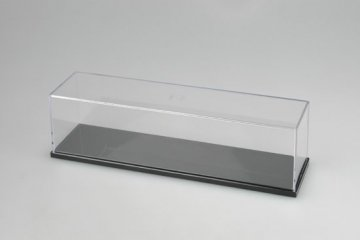 Acryl - Vitrine 359 x 89 x 89 mm · TRU 09809 ·  Trumpeter