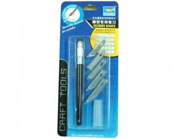 Hobby Design Messer - Hobby Design Knife  · TRU 09908 ·  Trumpeter