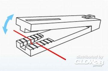 Handrail Jig · TRU 09921 ·  Trumpeter