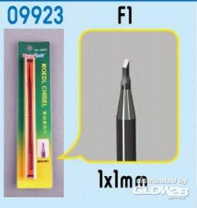 Model Chisel - F1 · TRU 09923 ·  Trumpeter