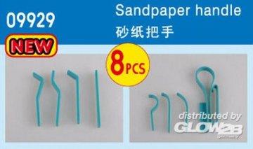 Sandpaper handle · TRU 09929 ·  Trumpeter