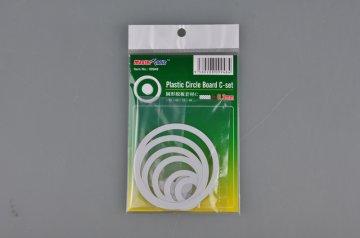 Plastic Circle Board C-set-0,3 mm · TRU 09948 ·  Trumpeter