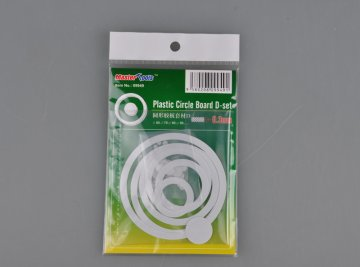 Plastic Circle Board D-set-0,3mm · TRU 09949 ·  Trumpeter