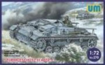 Sturmgeschutz III Ausf.E · UM 278 ·  Unimodels · 1:72