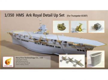 HMS Ark Royal Detail Up Set [Merit] · VF 350004 ·  Very Fire · 1:350