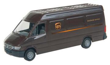 UPS-Lieferwagen               · WAL 2200 ·  Walthers · H0