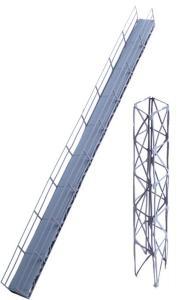 Förderbandbrücke und Steg · WAL 2940 ·  Walthers · H0