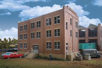 Bürogebäude Continental Machine Tool. · WAL 2967 ·  Walthers · H0