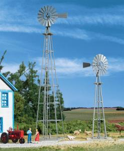 Farm-Windrad · WAL 3198 ·  Walthers · H0