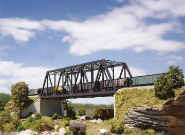 Kastenbrücke, zweigleisig · WAL 3242 ·  Walthers · N
