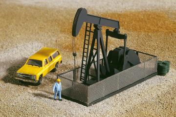 Pferdekopf-Ölpumpe · WAL 3248 ·  Walthers · N