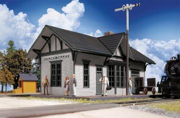 Kleinbahnhof Golden Valley · WAL 3532 ·  Walthers · H0