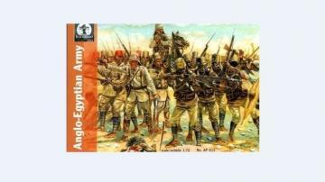Anglo-Egyptian Army, 1898 · WAT AP013 ·  Waterloo 1815 · 1:72