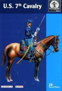 U.S. 7th. Cavalary · WAT AP050 ·  Waterloo 1815 · 1:72