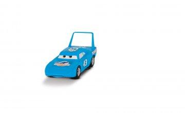 Disney CARS King · ZV 2013 ·  Zvezda · 1:43