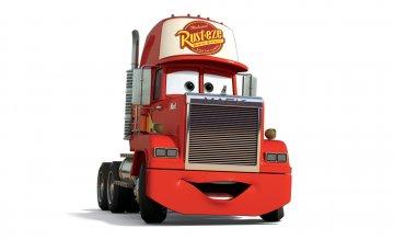 Disney CARS Truck Mack · ZV 2022 ·  Zvezda · 1:43
