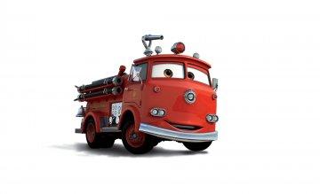 Disney CARS Red · ZV 2025 ·  Zvezda · 1:43