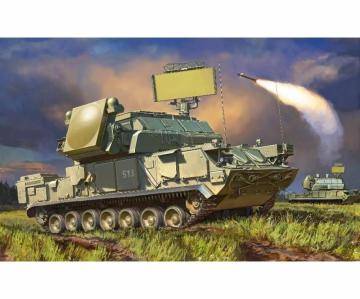 TOR 2M/SA-15 Gauntlet - Russian anti aircraft missle system · ZV 3633 ·  Zvezda · 1:35