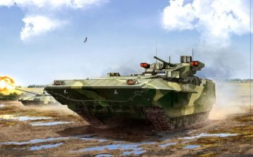 T-15 TBMP Armata Russ.heavy infant. · ZV 3681 ·  Zvezda · 1:35