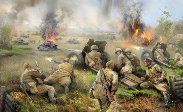 Brettspiel Operation Barbarossa 1941 · ZV 6134 ·  Zvezda