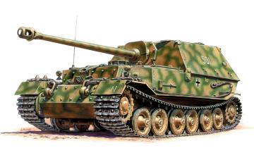 Sd.Kfz.184 Ferdinand HeavyTank Destroyer · ZV 6195 ·  Zvezda · 1:100