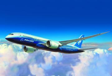 Boeing 787-8 Dreamliner · ZV 7008 ·  Zvezda · 1:144