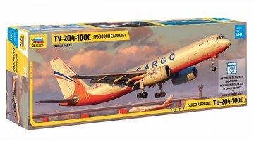 TU-204-100C Cargo · ZV 7031 ·  Zvezda · 1:144