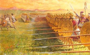 Carthagenian Infantry · ZV 8010 ·  Zvezda · 1:72