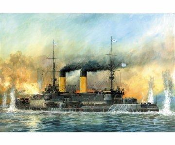 Russian Imperial Battleship Oriol · ZV 9029 ·  Zvezda · 1:350