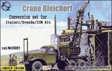 Crane Bleichert, Conversion set · ZZ 35001 ·  ZZ Modell · 1:35