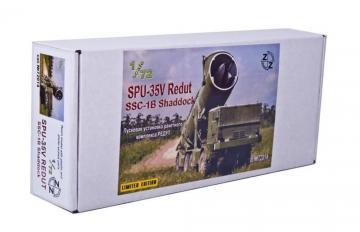 SPU-35V Redut SSC-1B Shaddock · ZZ 72014 ·  ZZ Modell · 1:72