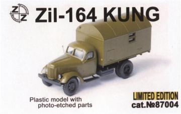 ZiL-164 kung · ZZ 87004 ·  ZZ Modell · 1:87