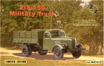 ZiS-150 Military truck · ZZ 87010 ·  ZZ Modell · 1:87