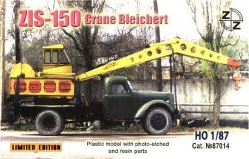 ZiS-150 Crane Bleichert · ZZ 87014 ·  ZZ Modell · 1:87