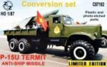 P-15U Termit anti-schip missile · ZZ C87102 ·  ZZ Modell · 1:87