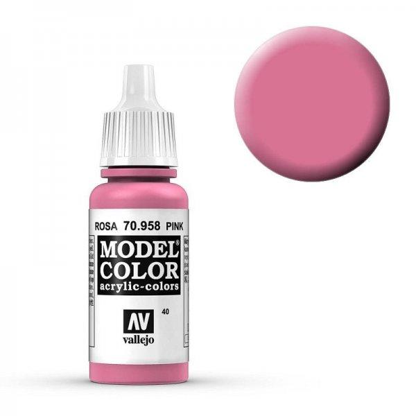 Model Color - Rosa (Pink) [040]